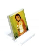 자석성화(성요셉과 아기예수2)